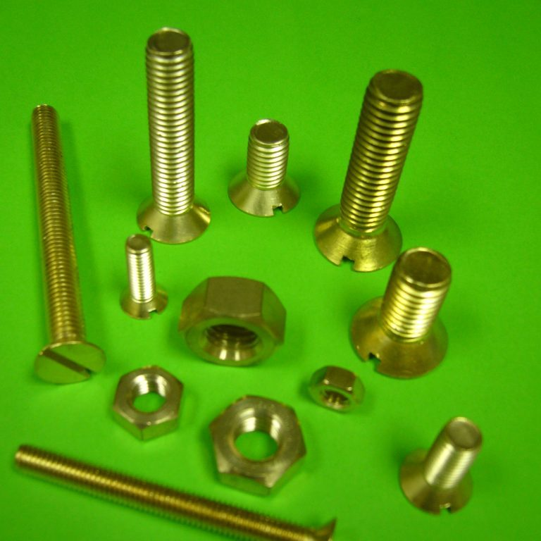 original-csk_brass_screw___nut
